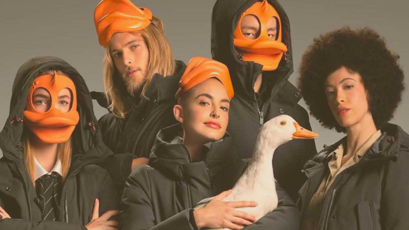 Doudoudnes Save The Duck Annecy